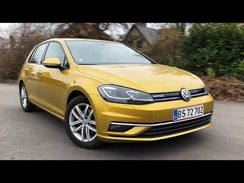 vw golf 1 5 tsi evo 130 hk 2018 review youtube. Black Bedroom Furniture Sets. Home Design Ideas