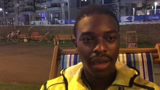 Zimbabwe Track and Field Athlete Tatenda Tsumba Privileged To Be At 2016 Olympics
