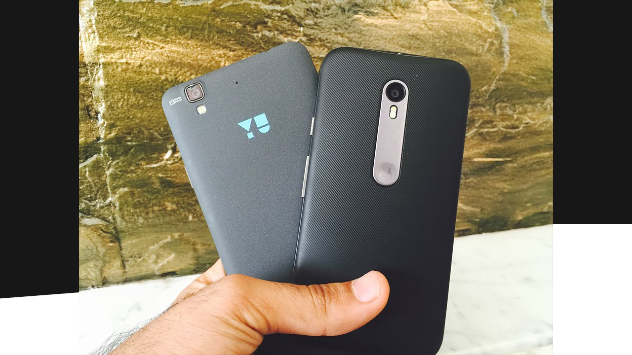 new arrival f4bf9 46461 Moto G3 vs Yu Yureka Plus! [along with Moto G3 waterproof test] | AndroTrix