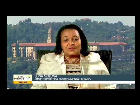 Edna Molewa on Abidjan Convention COP 11