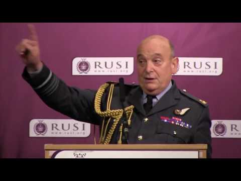 Annual Chief of the Defence Staff Lecture 2016