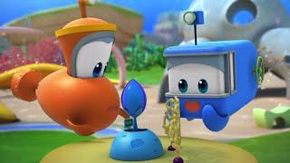 Мультфильмы для детей - Марин и его друзья - 30- Как вырастить коралловый цветок - Подводные истории