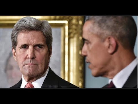 JOHN KERRY OFFICIALLY UNDER INVESTIGATION AS DOSSIER PROBE TARGETS OBAMA STATE DEPT!