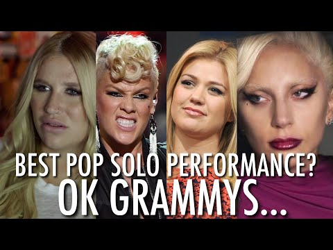 "Nominees ""React"" to Ed Sheeran Winning Grammy for 'Best Pop Solo Performance'"