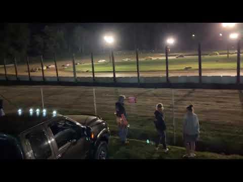 Paragon Speedway Feature 8/24/19