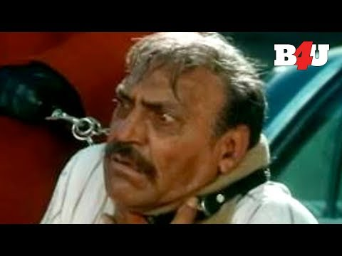 Amrish Puri Is Tied As A DOG | Ghatak | Emotional Scene