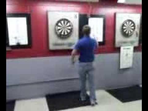 Dart tantrums at Tennessee state dart tournament