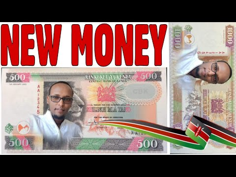 🔥BREAKING NEWS🔥President Uhuru Kenyatta launched NEW Kenyan currency 🔥 SEE HOW KENYANS REACTED