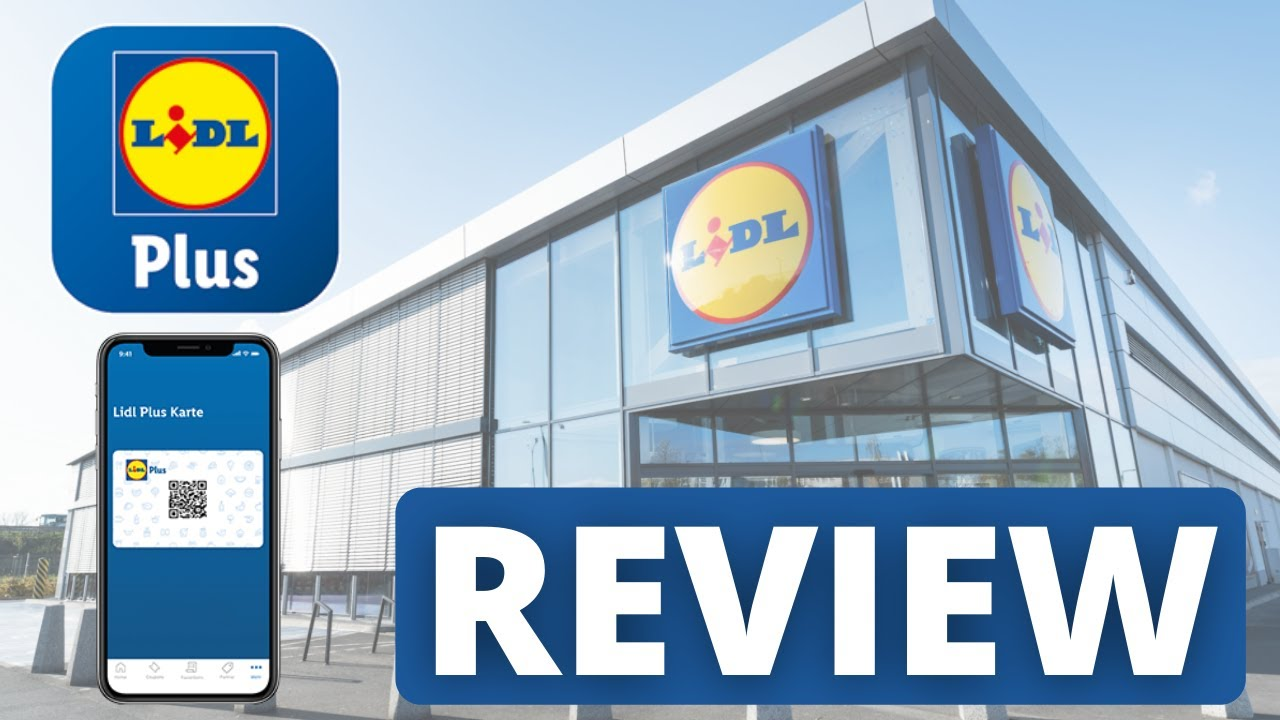 Download Lidl Plus App review – Is it a good app to save money?