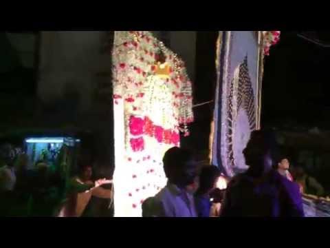 Shahi Sandal of Hazrat Sayyed Shukrullah Shah Sarkar 2015 vesova dargah (1)