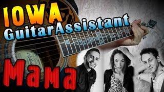 IOWA - Мама (Урок под гитару)