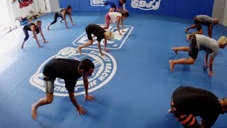 Fit For Surf: Ginastica Training