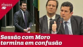 Deputado do PSOL volta a chamar Moro de ladrão