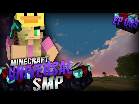 Universal Smp |S2-EP:3| Q&A Mining!