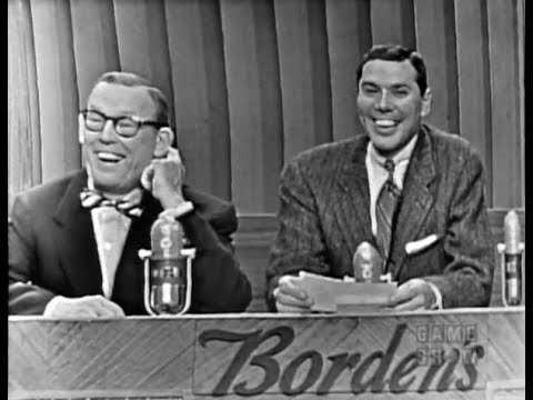 MAKE THE CONNECTION: Guest Fred Allen Sept 1, 1955?