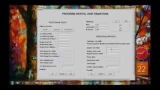 TP Alpro TI UAD KELAS A 2012/2013 perogram transaksi rental kaset