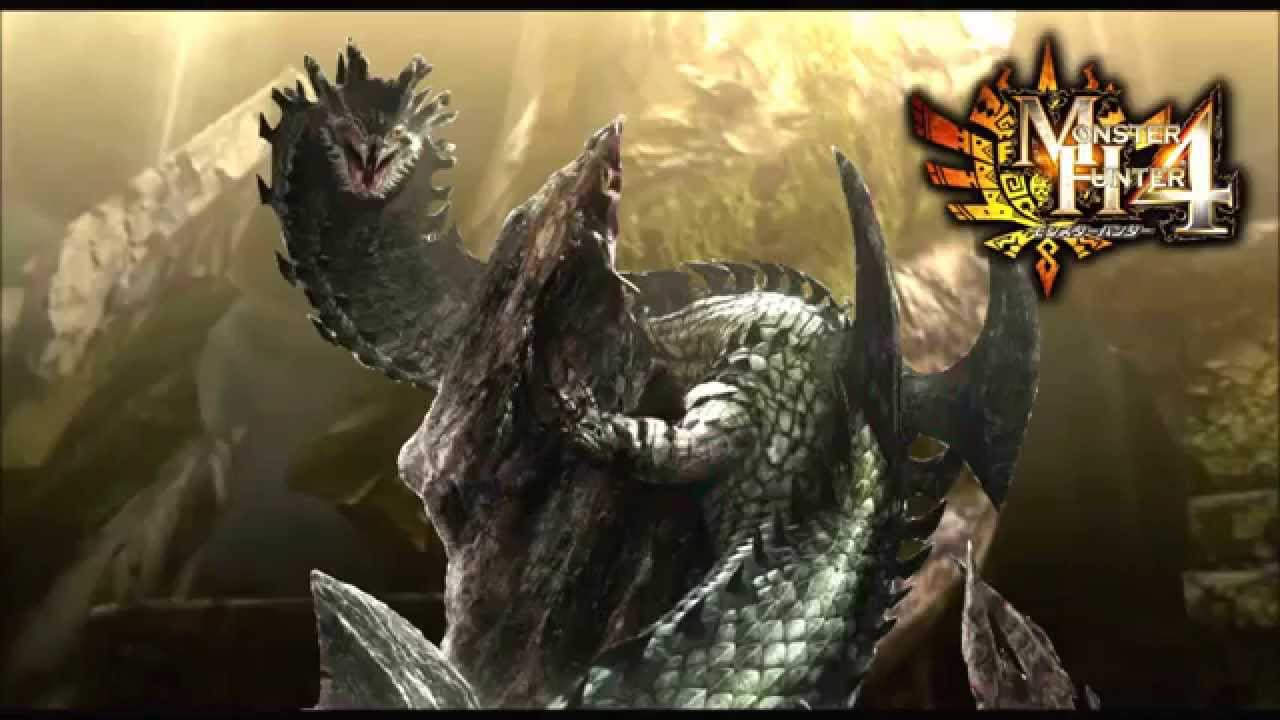 Monster Hunter 4 ~ Those Who Withstand Indignation / Dalamadur (OST) - YouTube