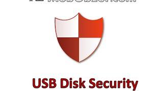 USB Disk Security - защита Вашей флешки от вирусов (видеоурок)