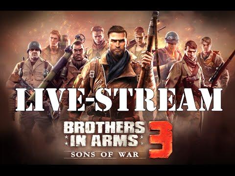 Brothers in Arms 3 - Live-Stream Part 3 [German/Deutsch ...