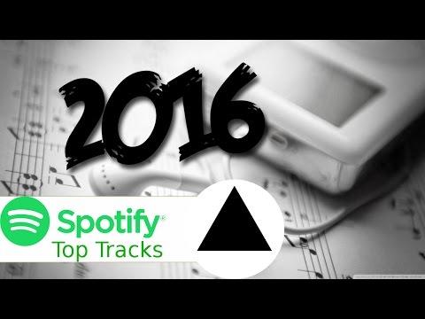 MY TOP 100 SPOTIFY TOP TRACKS 2016