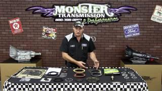 Monster Transmission's TH350 Mega Monster In A Box