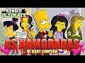 AS NAMORADAS DO BART SIMPSON