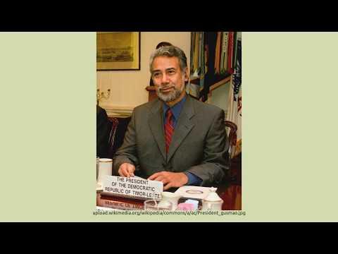 History Of East Timor(História de Timor Leste)