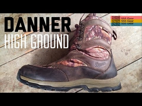 Review: Danner High Ground 8