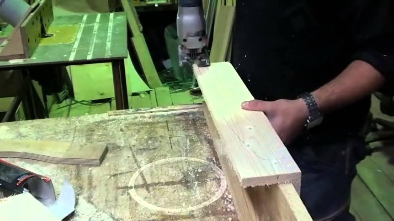 Стол раскладной S 302T бежевый - YouTube