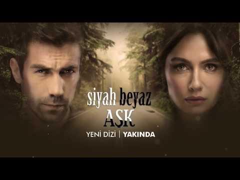 Siyah Beyaz Aşk (Черно-белая любовь) - тизер №1 [Kanal D] (DiziMania) RUS