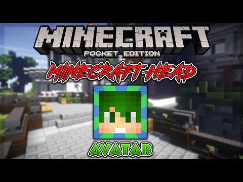 How to make a Minecraft Head Avatar Profile - | Pinoy Youtuber | YTJake28 |