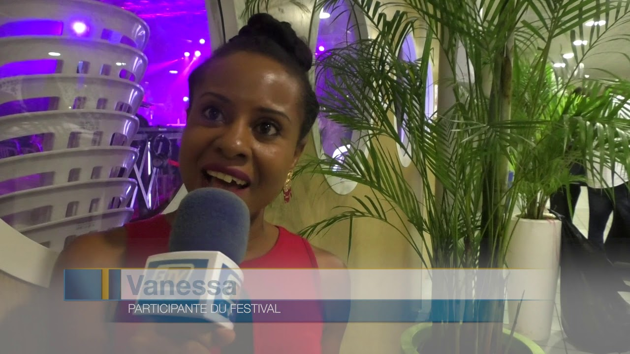 Ouverture du Festival international salsa Ka 2018