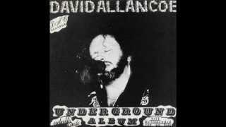 David Allan Coe - Underground Album
