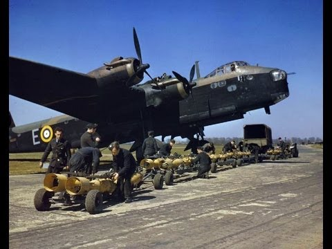 Flying The Stirling Bomber In World War Two