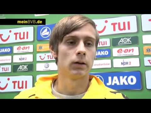 Hannover 96 - BVB: Interview mit Chris Löwe