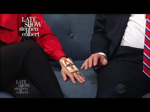 Thumbnail: The Best Of Melania's Presidential Hand Swats
