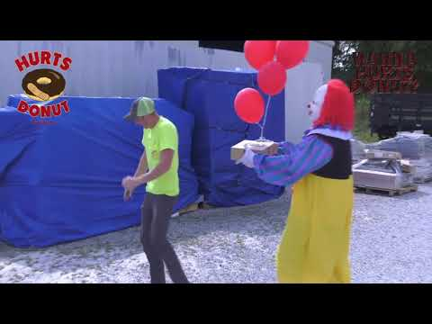 Theresa - Creepy Clowns Will Deliver Your Donuts or .... NOPE!