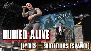 Avenged Sevenfold - Buried Alive @ RaR 2011 || [Lyrics - Sub Esp]