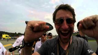 GoPro: MotoGP Round 8 Sachenring, Germany  Behind the Scenes 2015