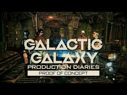 Proof Of Concept: Galactic Galaxy Video Production Diaries