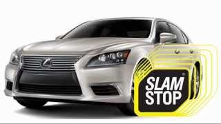 Доводчик двери на Lexus LS 460 – Дотяжка автомобильных дверей SlamStop(, 2015-04-08T09:00:24.000Z)