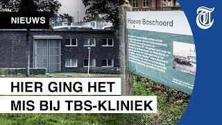 'Tbs-kliniek moffelt incidenten weg'