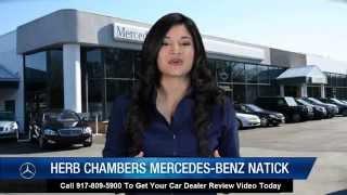 Car Dealer Video Reviews - Mercedes Benz Sample Review