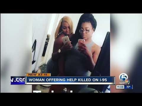 Good Samaritan twin sister, mother killed helping crash victim