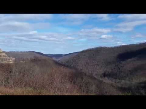 West Virginia, U.S. Route 19, scenic view