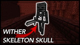 Find out  How to get wither skeleton skull in minecraft | Guide for Beginners to learn How to get wither skeleton skull in minecraft