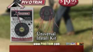 Pivotrim Trimmer Head - As Seen On Tv Infomercial