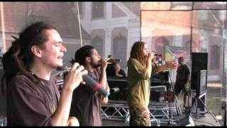 Natural Dread Killaz na Ostróda Reggae Festiwal 2007