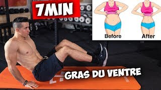 7min to lose belly fat