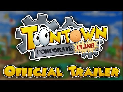Toontown: Corporate Clash - Official Game Trailer